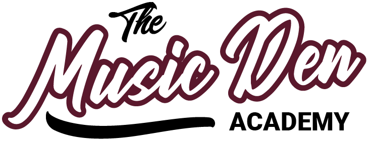 The Music Den Academy logo